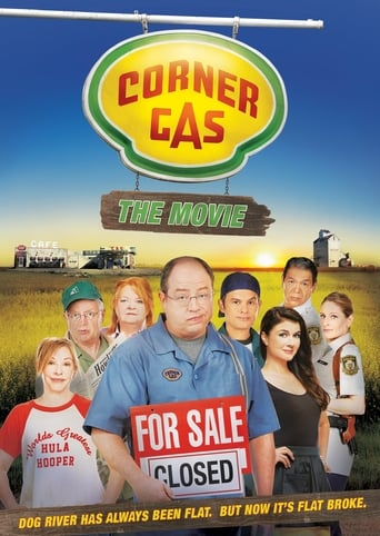 Poster of Corner Gas: The Movie