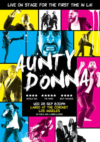 Aunty Donna - New Show Movie Poster