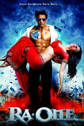 Poster of Ra.One