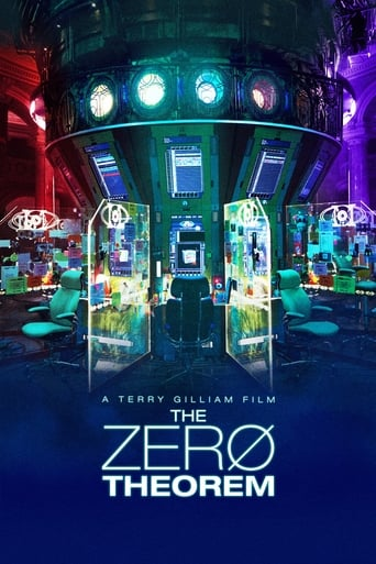 Poster of The Zero Theorem