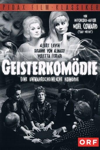 Poster of Geisterkomödie