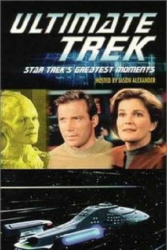Poster of Ultimate Trek: Star Trek's Greatest Moments