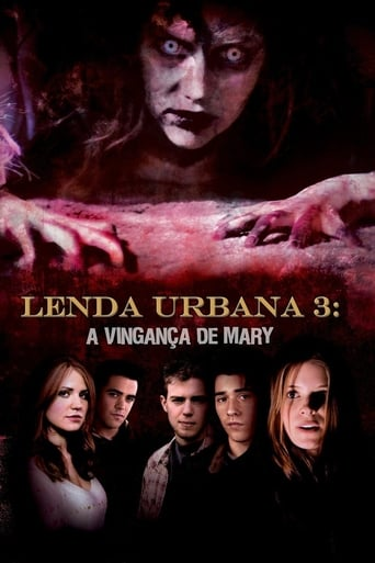Lenda Urbana 3: A Vingança de Mary - Poster