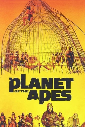 Poster of Planet of the Apes