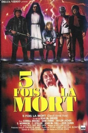Poster of Acoso mortal