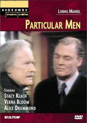 Poster of Particular Men