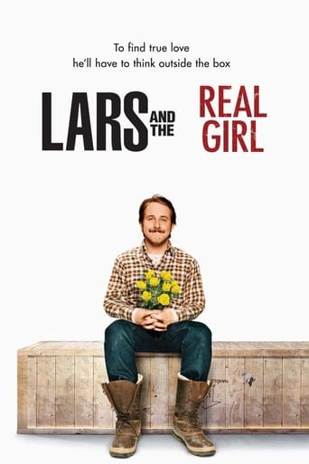 Lars and the Real Girl (2007) - poster