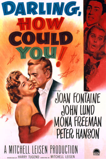 Watch Darling, How Could You! Free Online Solarmovies