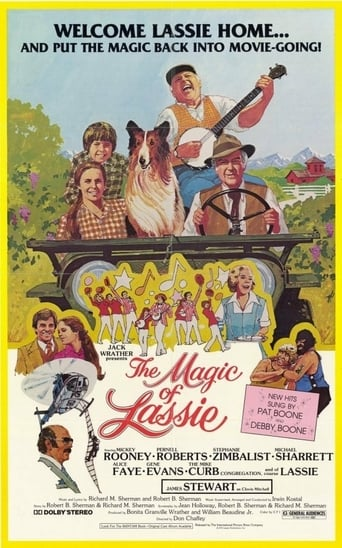 Watch The Magic of Lassie Free Online Solarmovies