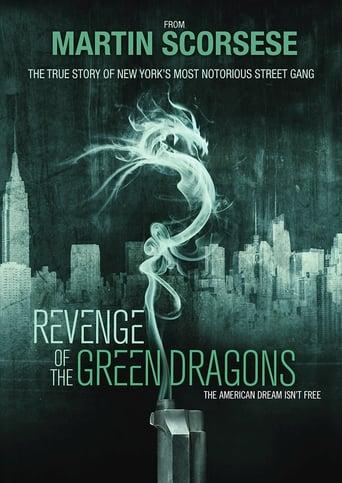 A Vingança dos Dragões Verdes - Poster