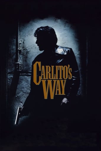 Poster of Carlito's Way