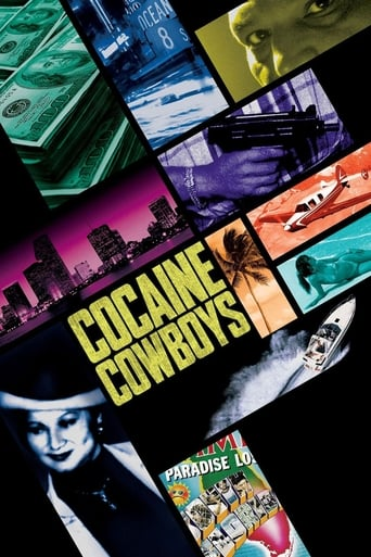 Poster of Cocaine Cowboys
