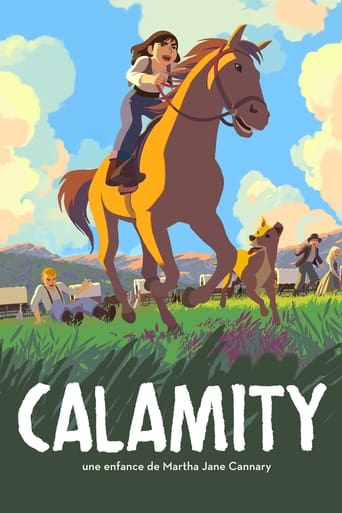 Calamity, une enfance de Martha Jane Cannary streaming
