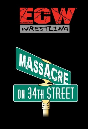 Poster of ECW Massacre on 34th Street