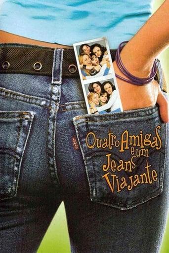 Quatro Amigas e um Jeans Viajante - Poster