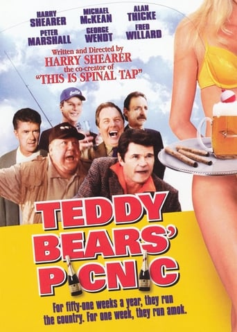 Poster of Teddy Bears' Picnic