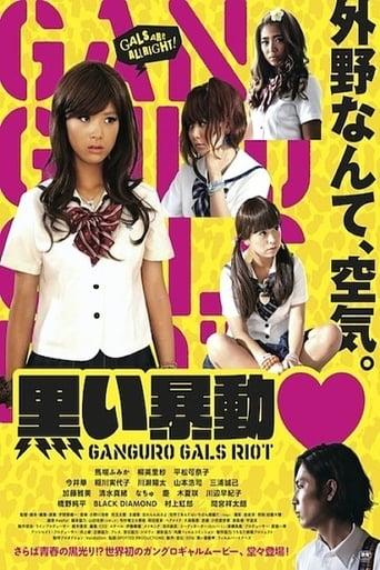 Ganguro Gals Riot Movie Poster