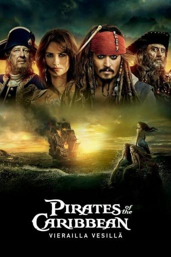 Pirates of the Caribbean: Vierailla vesillä