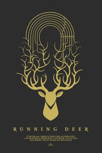 Poster of Running Deer