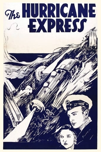 Poster of The Hurricane Express