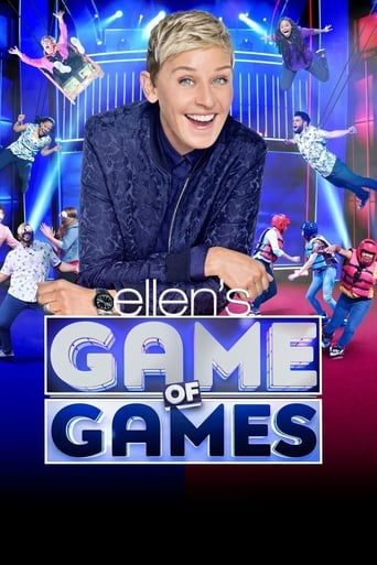 Poster of Ellen's Game of Games