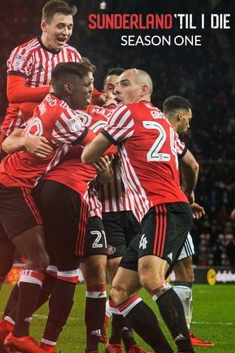 Sunderland Até Morrer 1ª Temporada - Poster