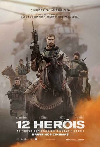 Download Legenda de 12 Strong (2018)