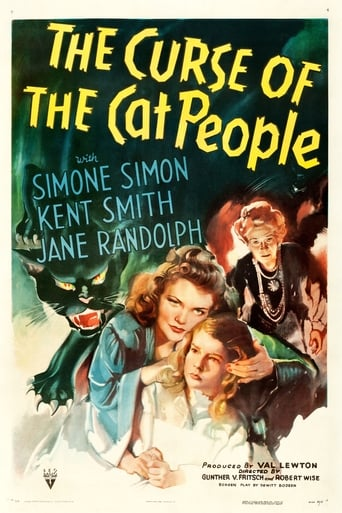 Poster of The Curse of the Cat People