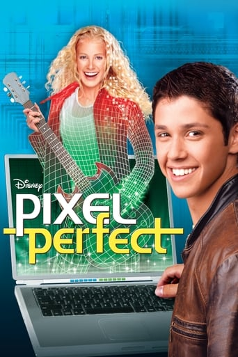 Poster of Pixel Perfect