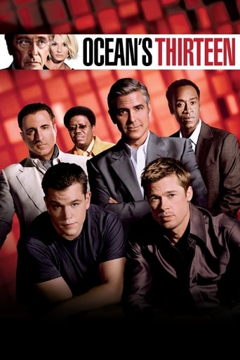 Poster of Ocean's Thirteen