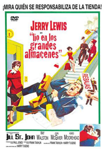 Poster of Lío en los grandes almacenes
