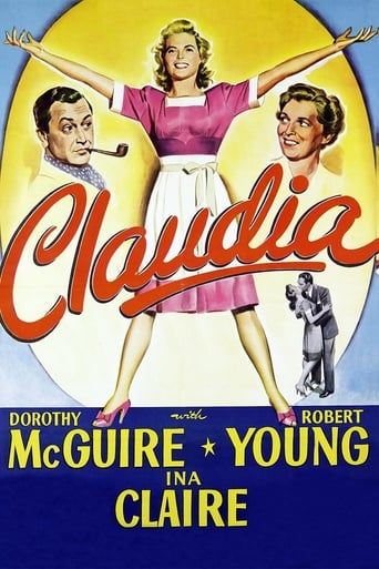 Poster of Claudia