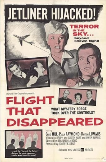 Poster of The Flight That Disappeared