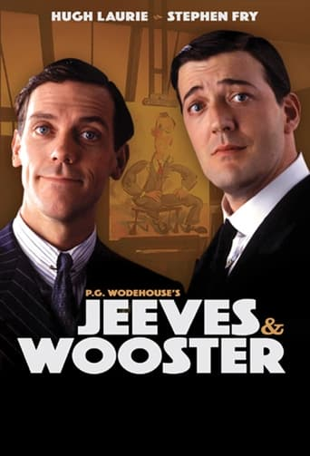 Poster Jeeves and Wooster