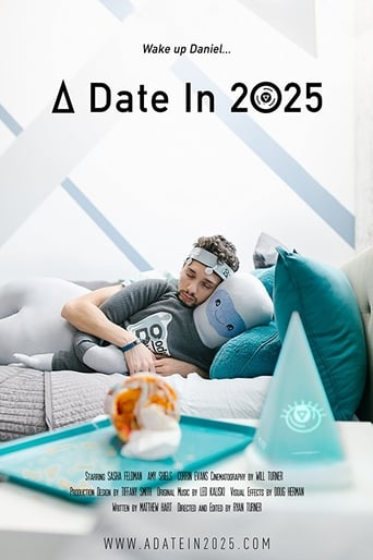 Poster of A Date in 2025