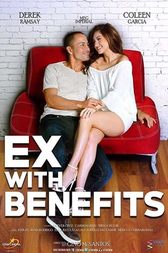 Poster of Ex With Benefits