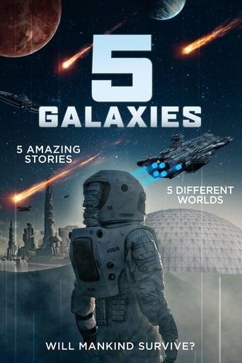 5 Galaxies - Poster