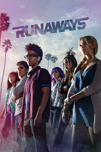 Poster of Marvel's Runaways