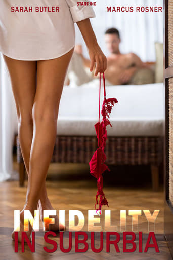 Poster of Infidelity in Suburbia