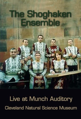 The Shoghaken Ensemble: Live at the Murch Auditorium