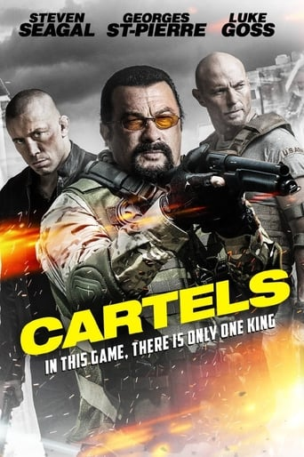 Poster of Cartels
