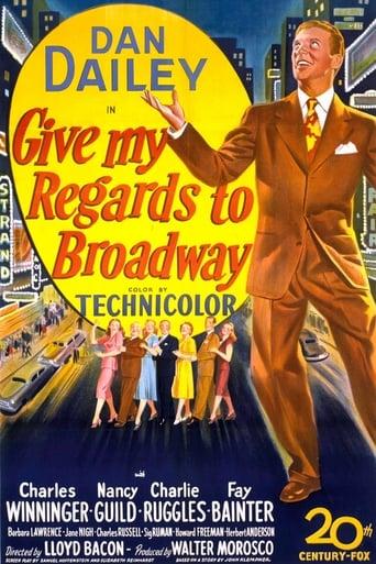 Watch Give My Regards to Broadway Online Free Putlocker