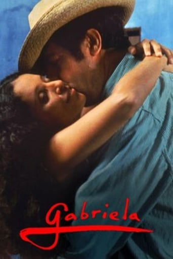 Gabriela Movie Poster