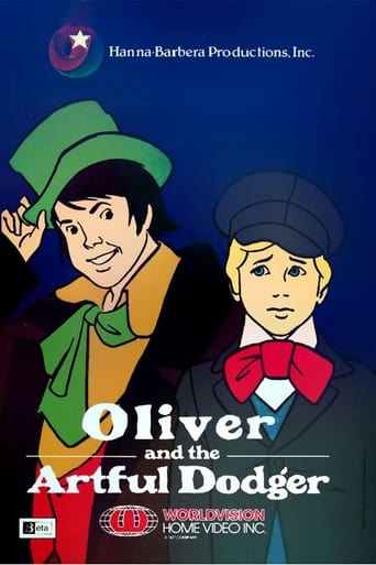 Poster of Oliver and the Artful Dodger