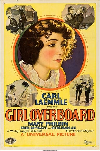 Poster of Girl Overboard