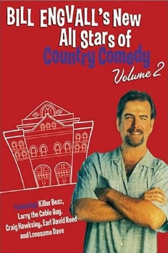 Poster of Bill Engvall's New All Stars of Country Comedy: Volume 2