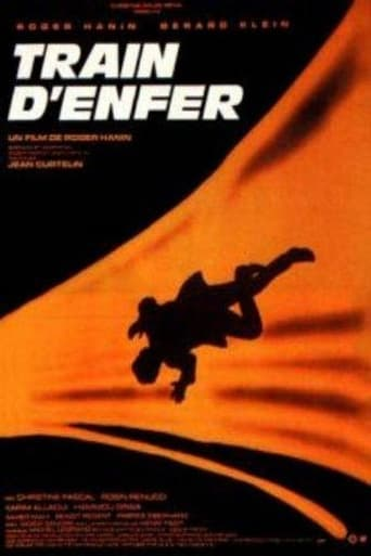 Poster of Train d'enfer