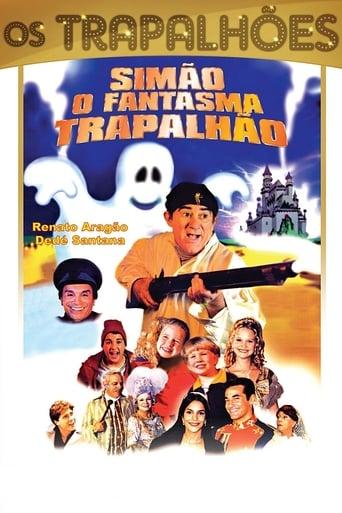Poster of Simão, o Fantasma Trapalhão