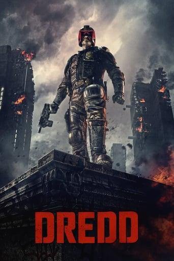 Dredd: O Juiz do Apocalipse - Poster