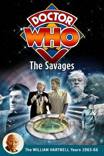 Poster of Doctor Who: The Savages
